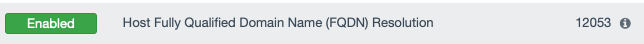 FQDN Plugin
